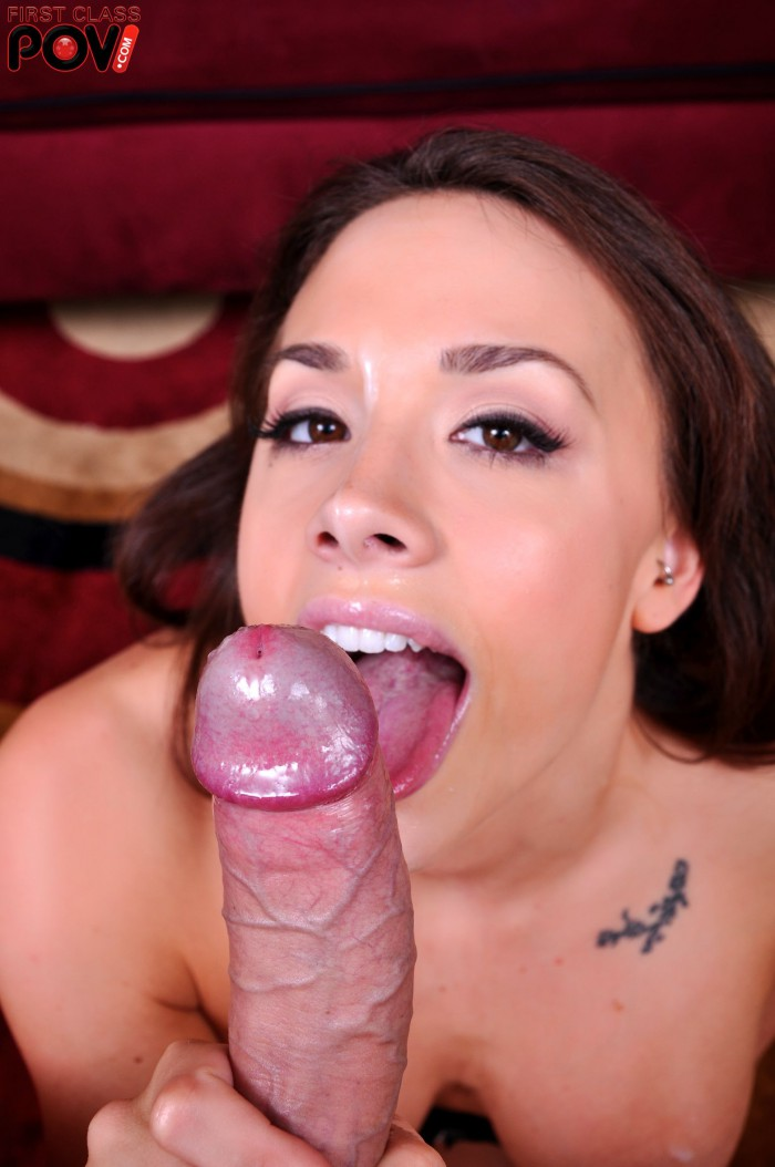 Chanel Preston Licking